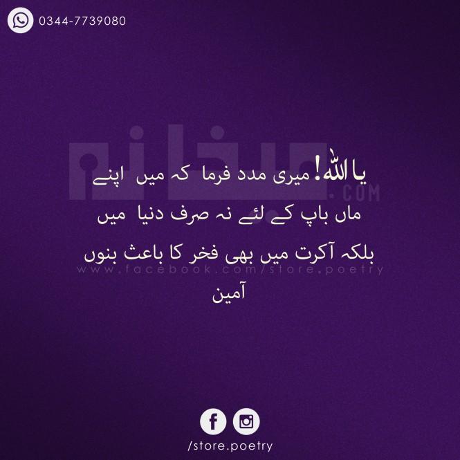 Quotes In Urdu: Urdu Poetry